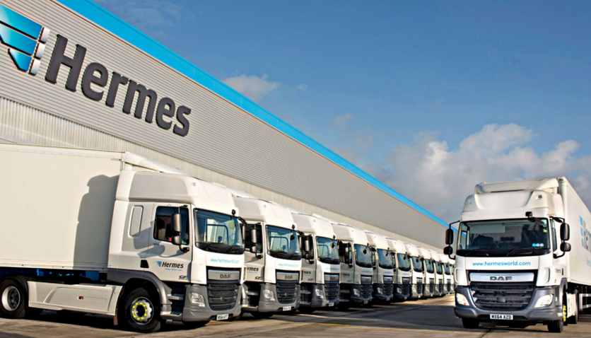 Hermes reveals a new international shipping solution