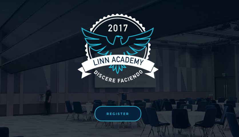 The Linn Academy 2017 – 19th September 2017