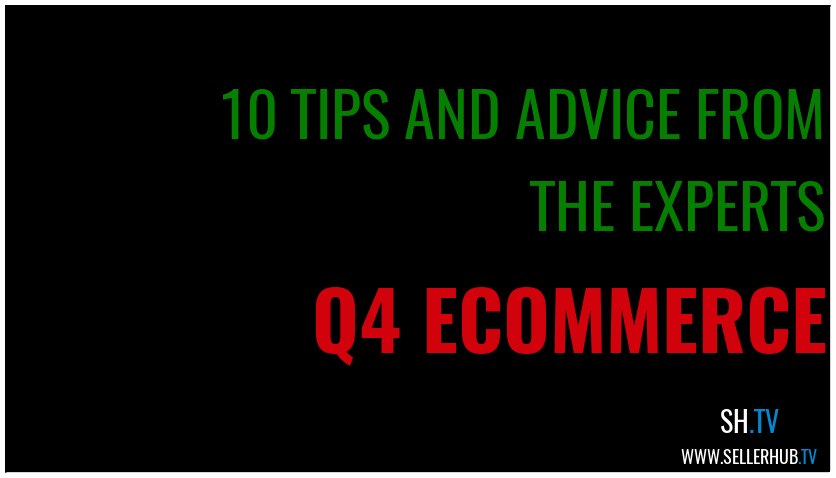 Q4 Tips & Advice From The Experts