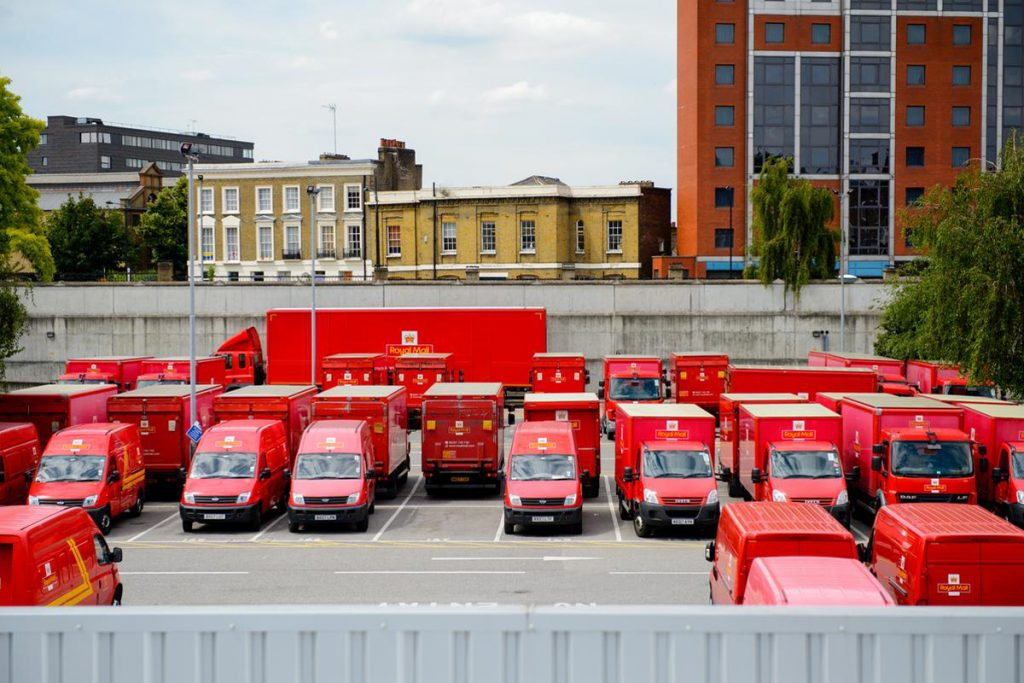 Royal Mail Centre